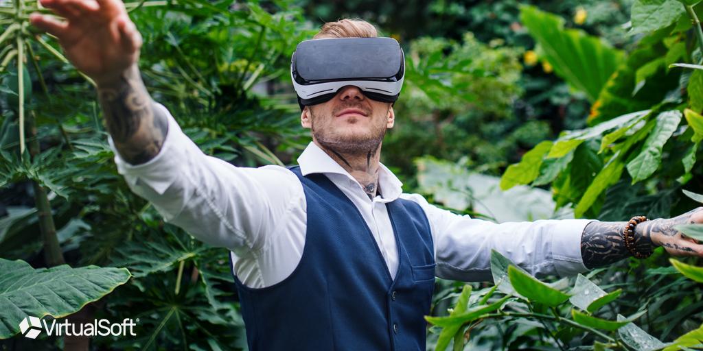 Cómo la Realidad Virtual ayuda al medioambiente