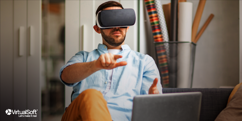 Teleworking with Virtual Reality